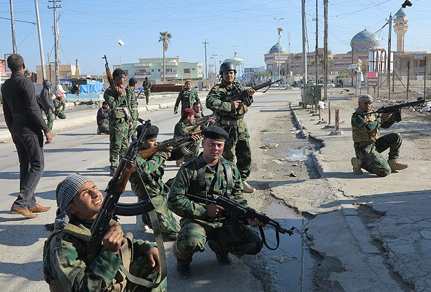 Tikrit'te Saddamın yardımcısı ed-Duri'nin oğlu öldürüldü