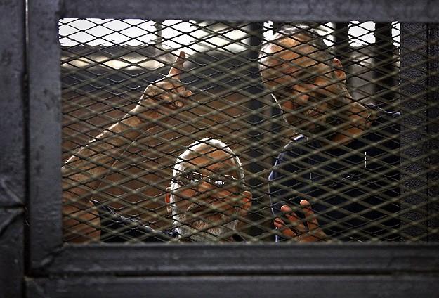 İhvan üyelerinin duruşması 19 Hazirana ertelendi