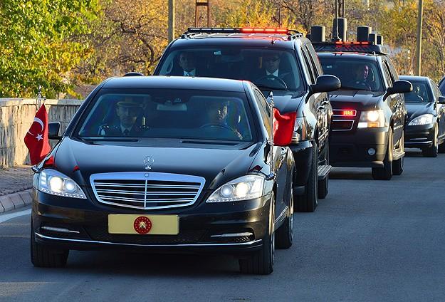 Cumhurbaşkanı Gül başkanlığında Musul zirvesi