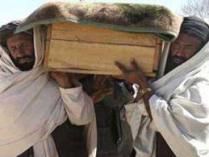 Afganistanda yine sivil katliamı: 12 ölü