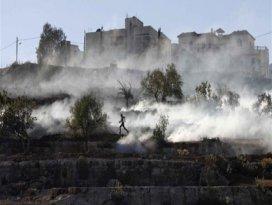 İsrailden Gazzeye hava saldırısı: 4 yaralı