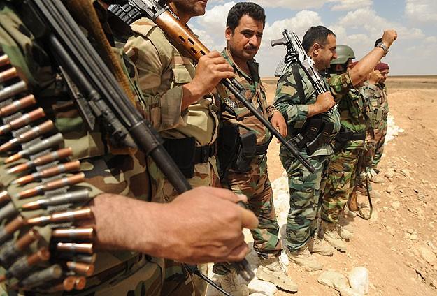 Yardım ettik IŞİD yerine bizi vurdular