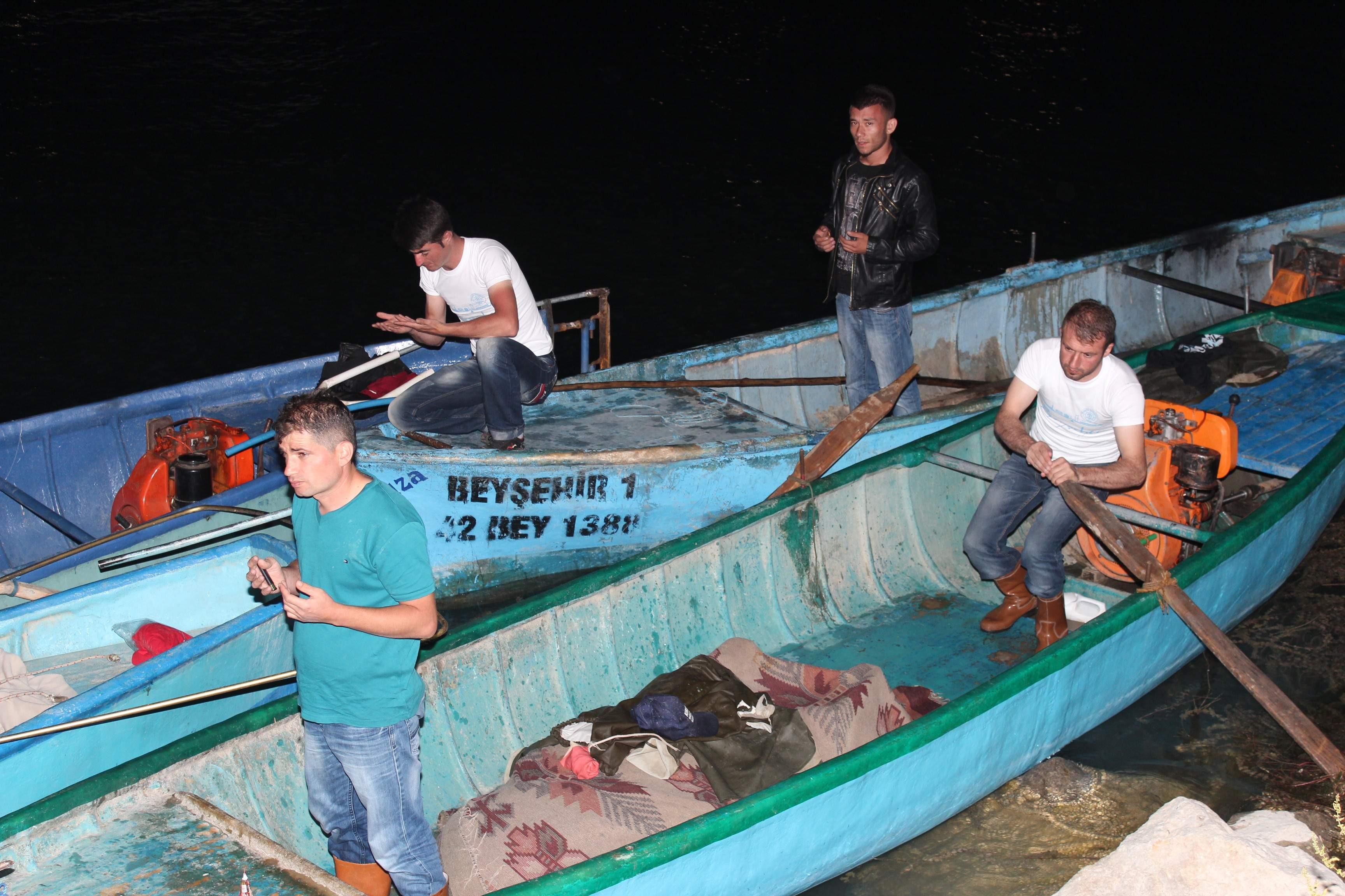 Beyşehirde av sezonu başladı