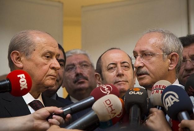 CHPnin önerisi Ekmeleddin İhsanoğlu