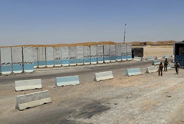 IŞİD militanları görüntülendi