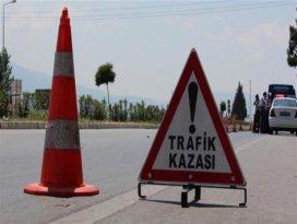 Ankarada trafik kazası: 3 ölü