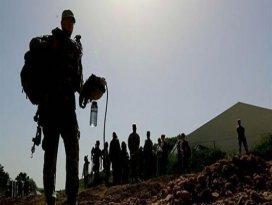 275 asker Iraka doğru yola çıktı!