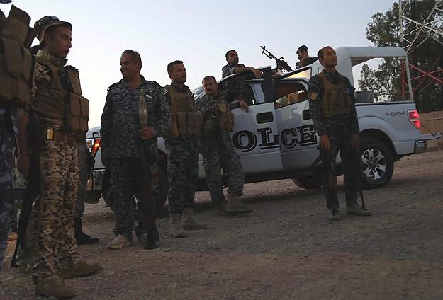 Peşmerge IŞİD ile çatışıyor
