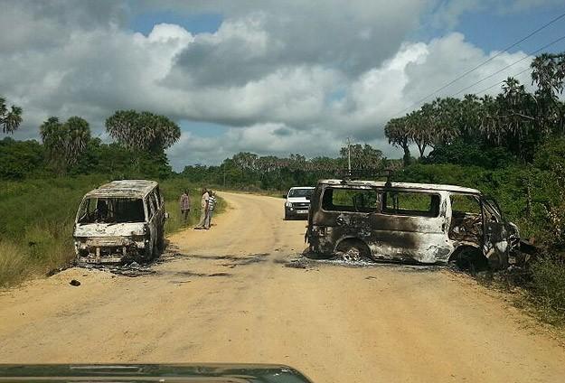 Kenyada yine saldırı