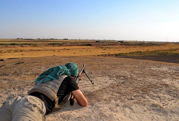 Tazehurmatudaki Türkmenler de silahlandı
