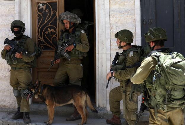 Batı Şeriada 41 Filistinli gözaltına alındı