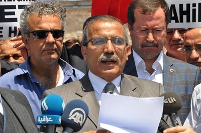 Türkmenler yardım bekliyor