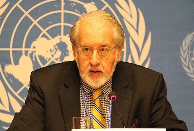 BM Suriye Araştırma Komisyonu raporunu sundu