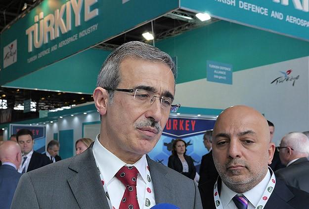 Türkiye savunmada akıllı sistemlere ağırlık verecek