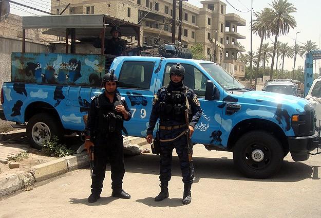 Bağdatta IŞİD teyakkuzu