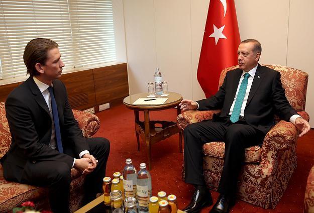 Erdoğan Avusturya Dışişleri Bakanını kabul etti