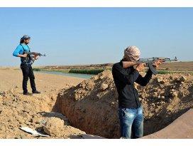 Türkmenler askeri güç oluşturuyor