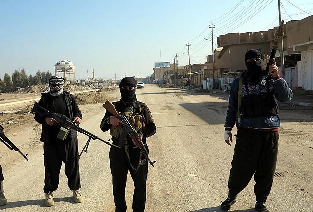 IŞİD Kaimi ele geçirdi