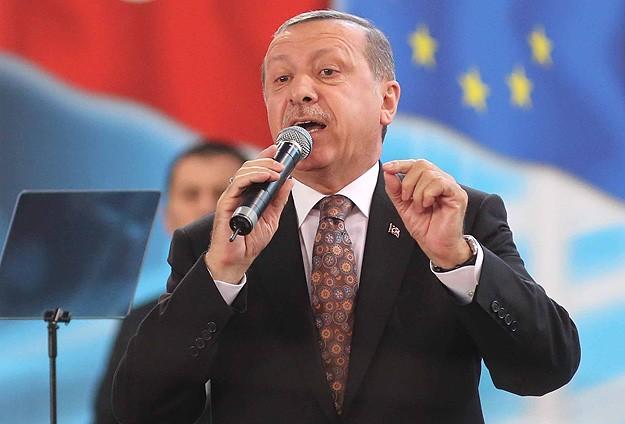 Kimse Türkiyeden korkmasın çekinmesin