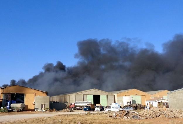 Libyada çatışma