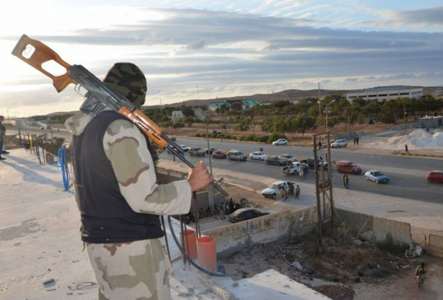 Libyada Türk vatandaşlarına 48 saat süre verildi