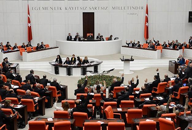 Meclis 1 Temmuzda tatile girmeyecek