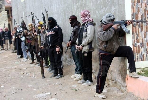 Telafer Askeri Havaalanı IŞİDin elinde
