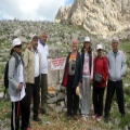 Beyşehirde 3.Anamas Karagöl tırmanışı