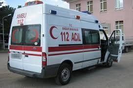 Kamyonet ile motosiklet çarpıştı : 1 ölü