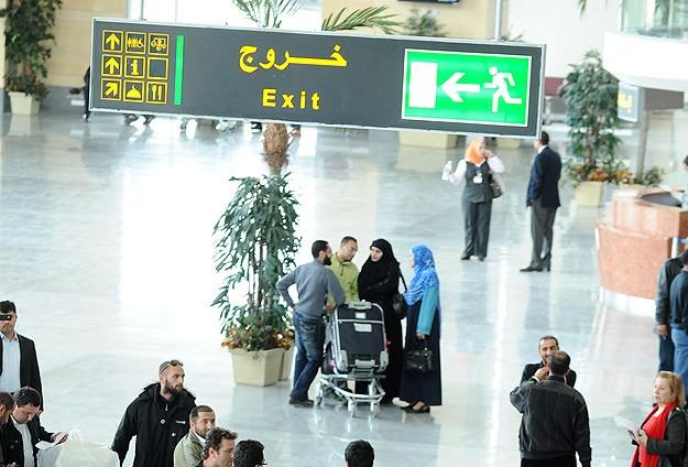 Türk vatandaşları Libyadan ayrılıyor