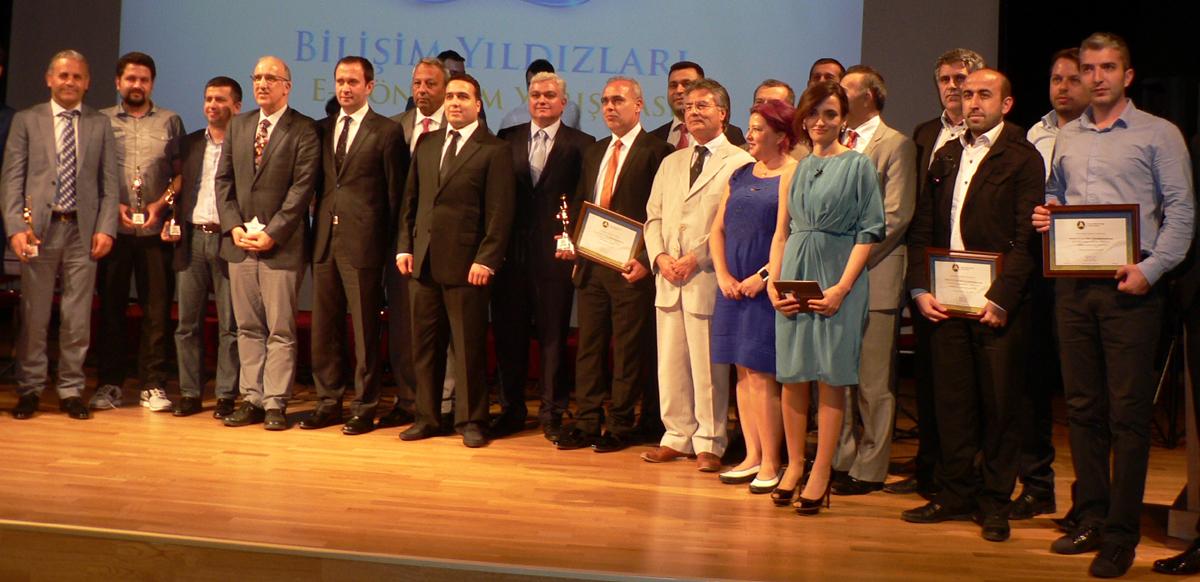 Selçuklu Belediyesine iki ödül