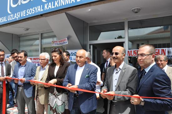 Tuskad Genel Merkezi  Açıldı