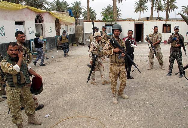 Irak ordusu 2 sınır kapısında kontrolü sağladı