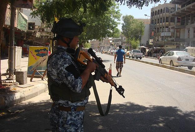 Irak danışmanları koruyacak
