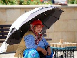 Doğu Akdenizde sıcak hava uyarısı