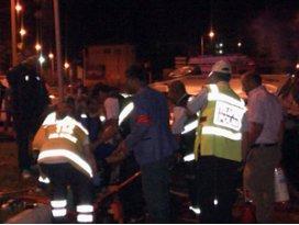 İki ayrı trafik kazası: 9 yaralı