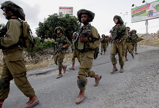 İsrail El-Halil kentinde operasyon başlattı