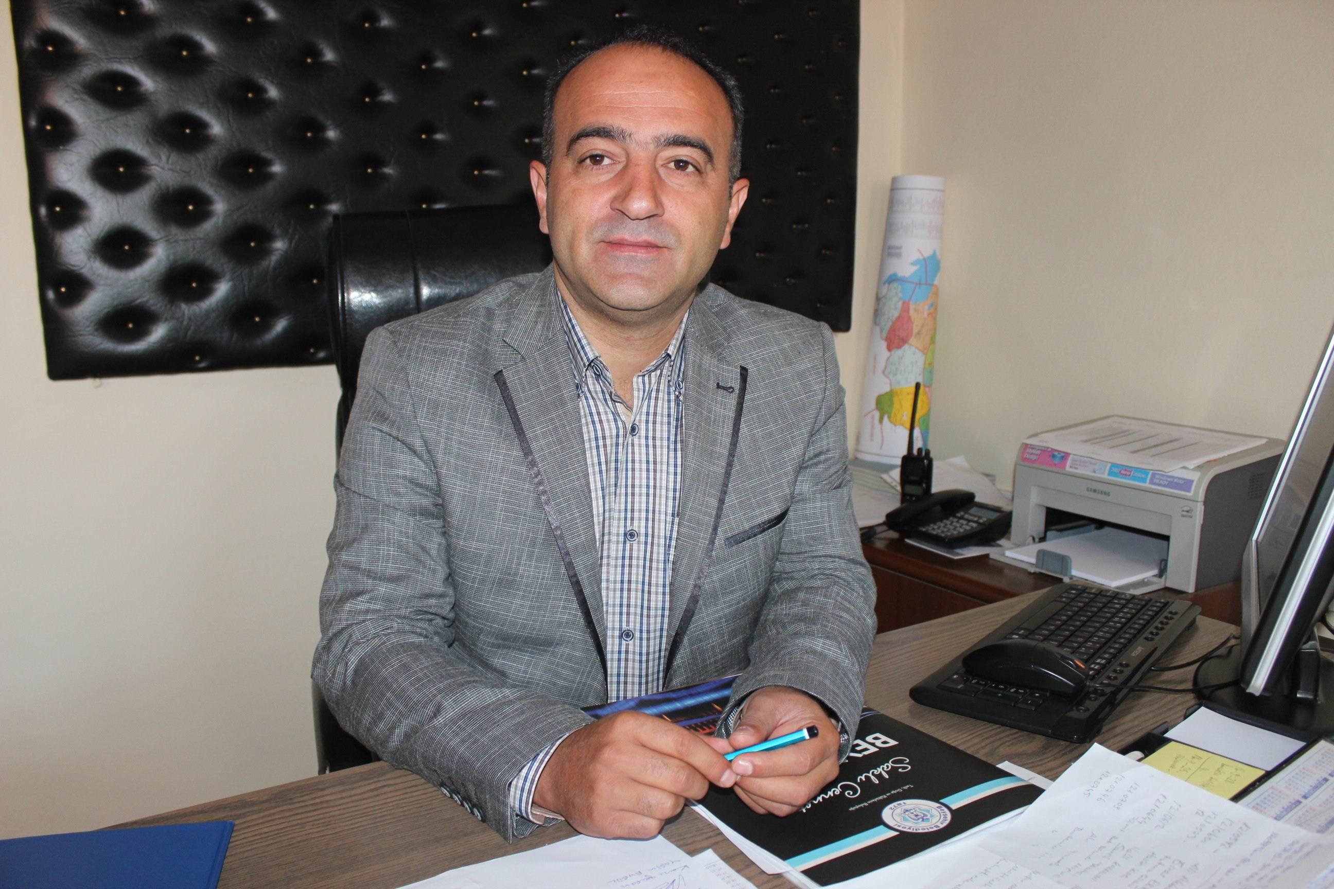 KOSKİNİN Beyşehir bölge sorumlusu Ali Özdemir oldu