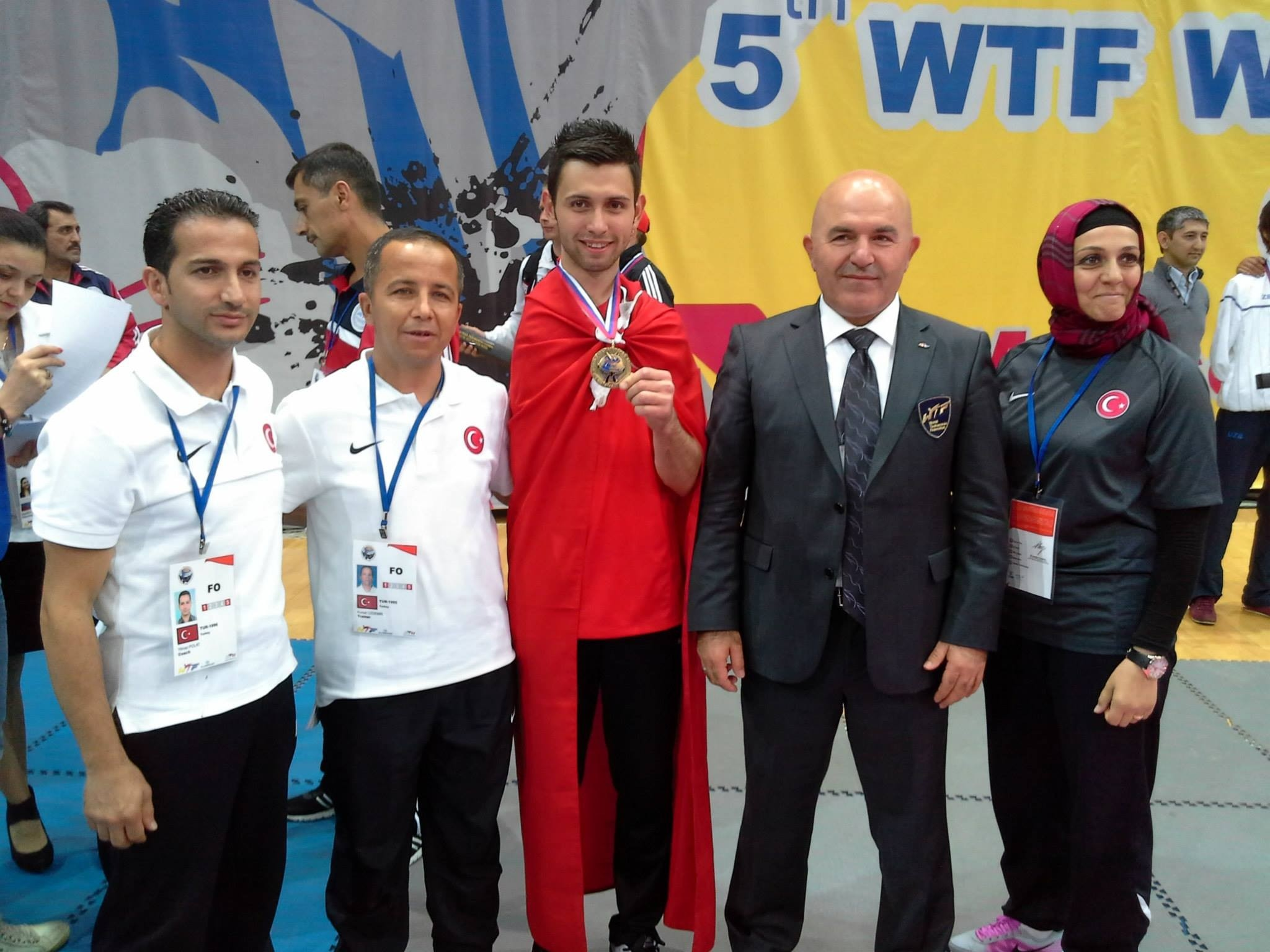 5. Dünya Para-Tekvando Şampiyonası