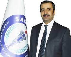 Sağlık-Sen Genel Başkan Yardımcısı Örnek, Konyada: