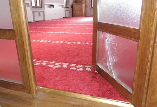Hollanda'da camiye saldırı girişimi