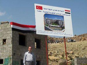 Konyalı işadamlarından Yemene eğitim yatırımı