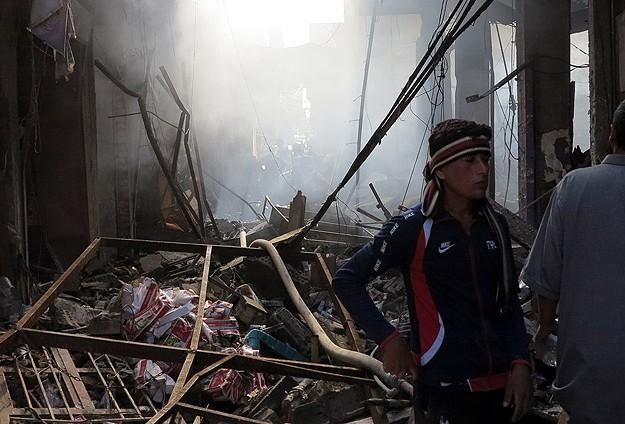 Irakta 20 günde bin 78 kişi öldü