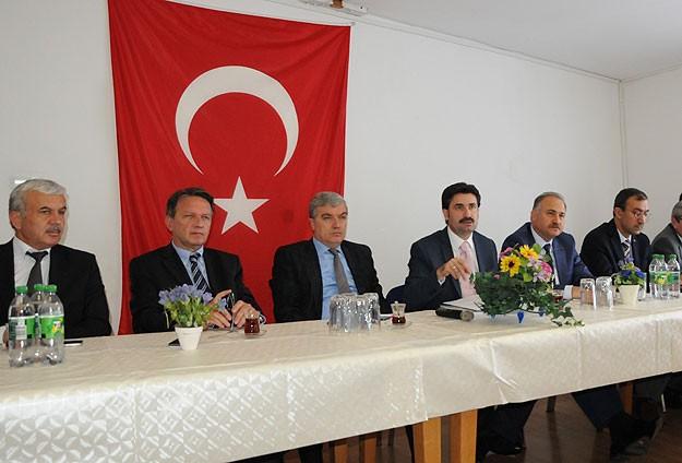 Almanyadaki Türk mahkumlar sorunlarını anlattı