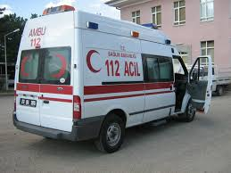 Akşehirde trafik kazası: 1 ölü