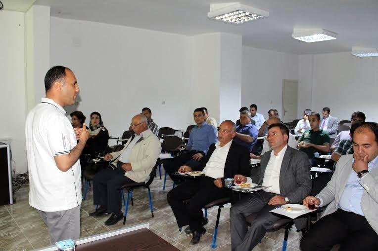 Beyşehir belediyesinde performans değerlendirmesi