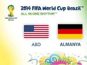 Almanya ve ABD tur atladı