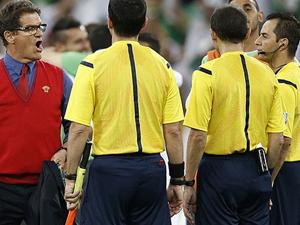 Fabio Capellodan Cüneyt Çakıra tepki