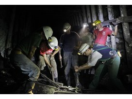 Maden işçisine müjde