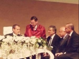 Erdoğanın çocuk esprisi kahkaha attırdı